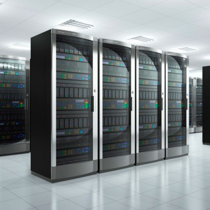 Защищенный сервер сбора данных