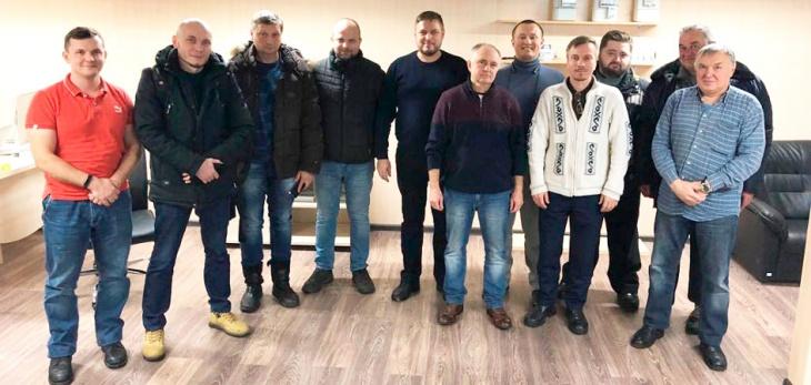 Семинар с региональными представителями в Москве