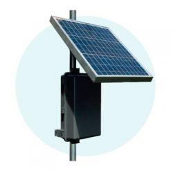 Telemetry blocks for industrial metering units