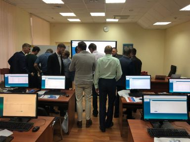 "Workshop with ""Gazprom"" Metrologists"